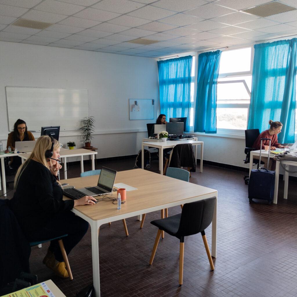 Coworking Tiers-lieu La Palanquée Sète Bassin de Thau