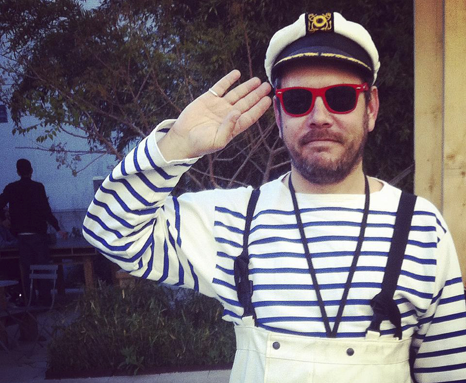 DJ set Paul Brisco