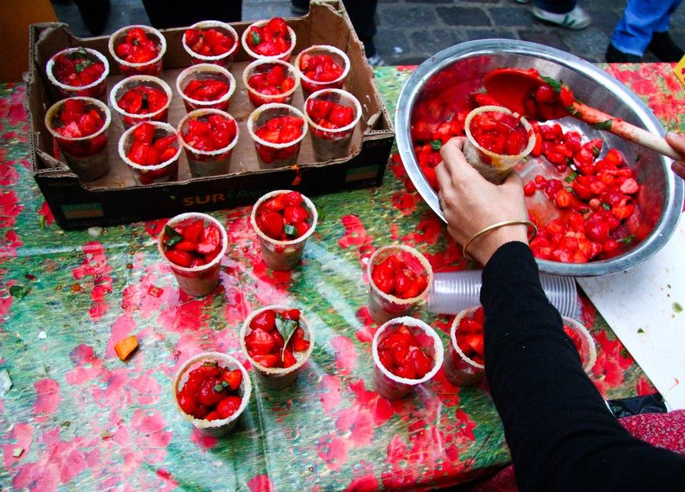 Atelier : Disco Fruits-Smoothies
