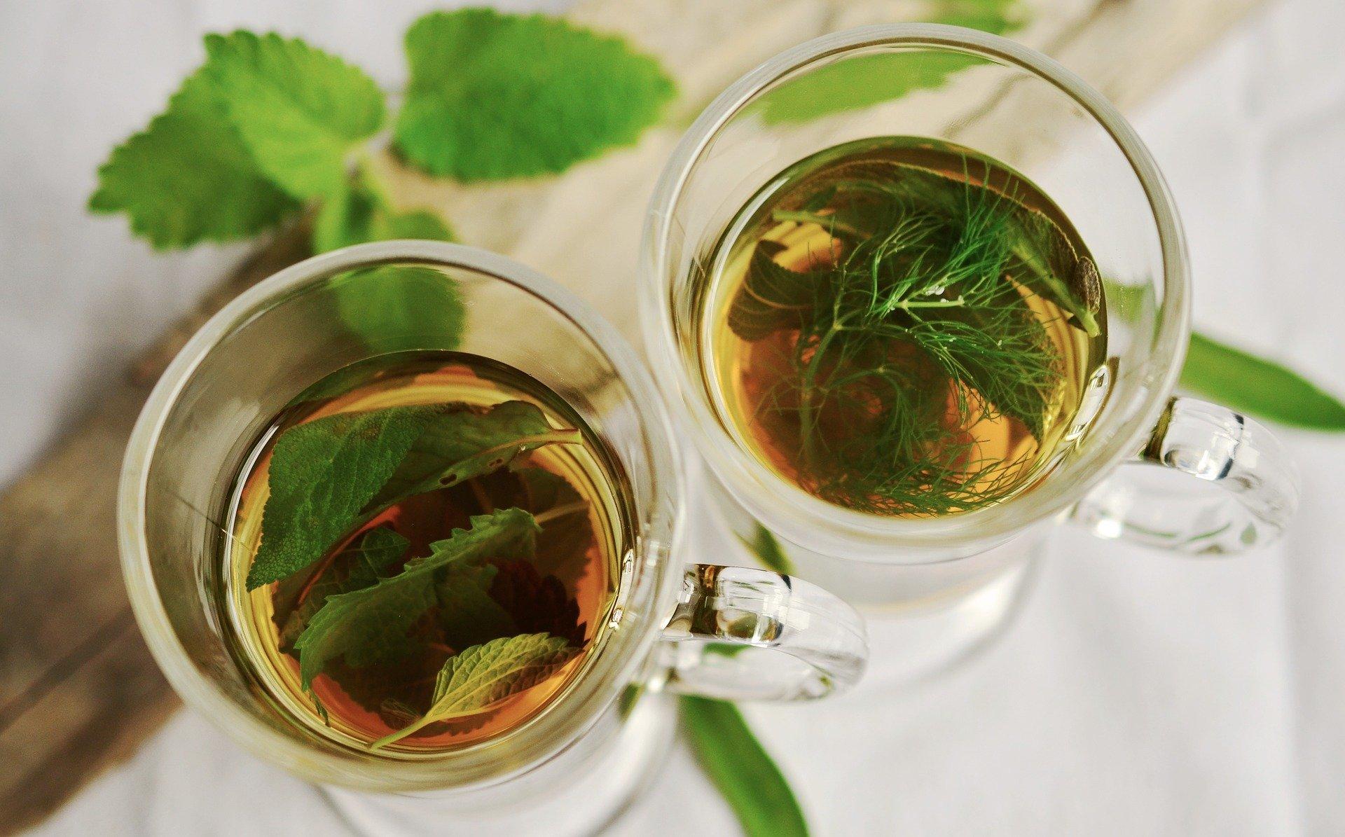 Stand : les thés du monde