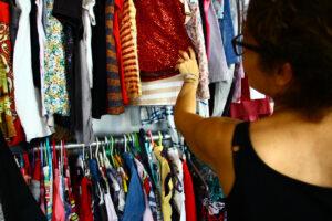 Inauguration palanquée : collecte vêtements Ligue de l'enseignement