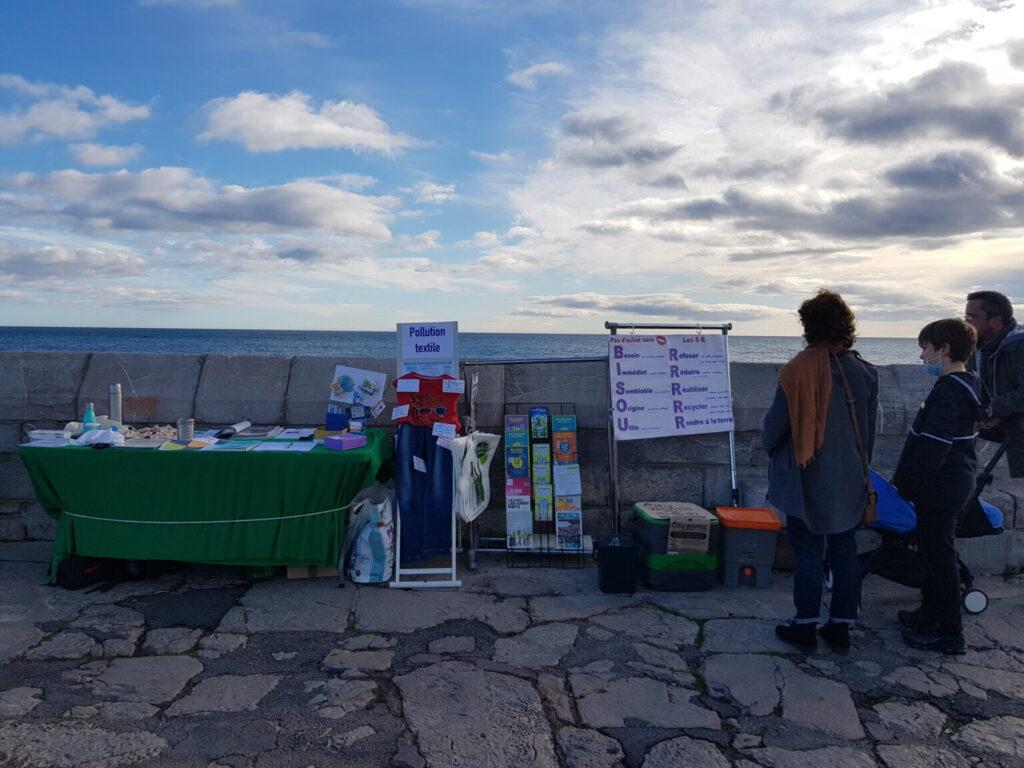 Inauguration de La Palanquée : Atelier Zéro Déchets et compostage